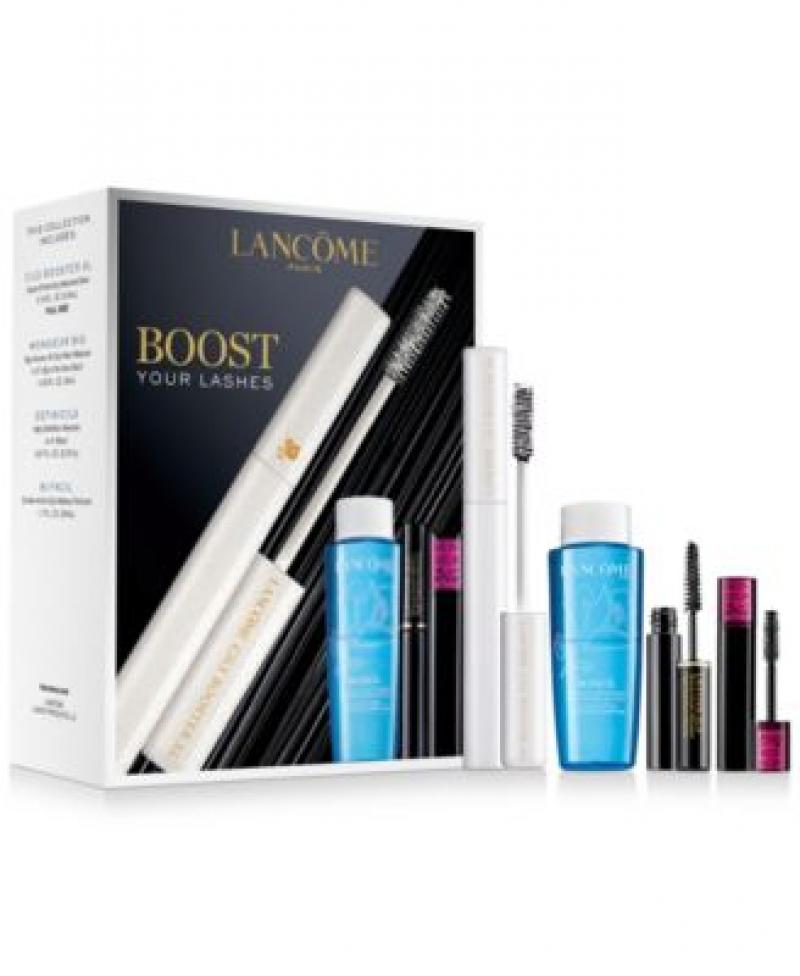 ihocon: Lancôme 4-Pc. Cils Booster Set 眼妝套裝