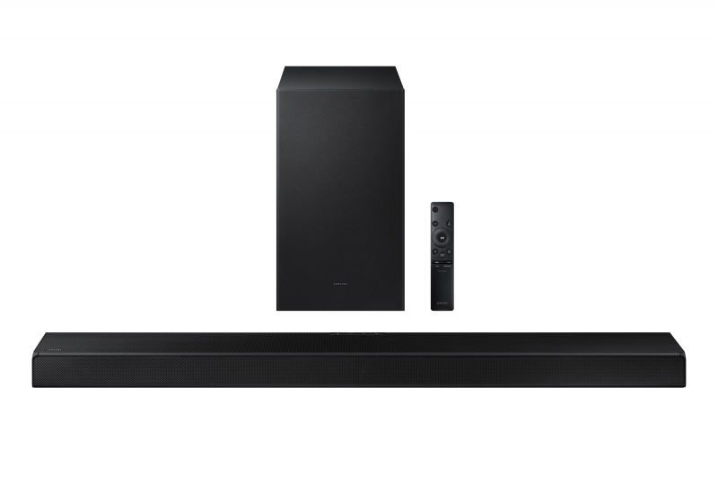 ihocon: SAMSUNG HW-A650 3.1 Channel Soundbar with Wireless Subwoofer and Dolby 5.1 / DTS Virtual:X 條形音箱, 含無線低音炮