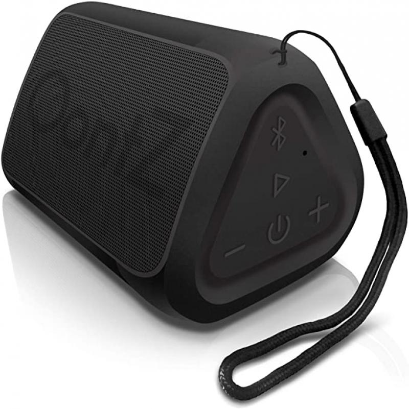 ihocon: OontZ Angle Solo - Bluetooth Portable Speaker, 100 Foot Wireless Range 藍牙無線揚聲器