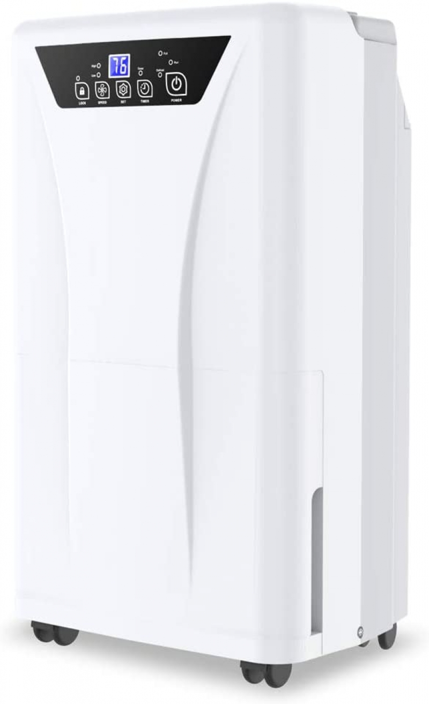 ihocon: Kesnos 2500 Sq. Ft Dehumidifier 除濕機
