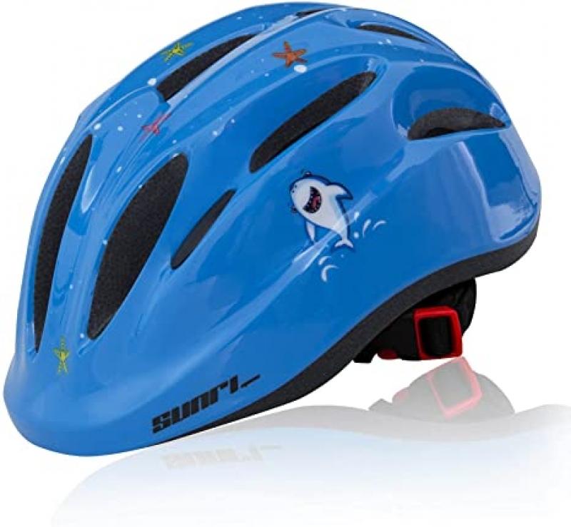 ihocon: SUNRIMOON Kids Bike Helmet 兒童自行車頭盔