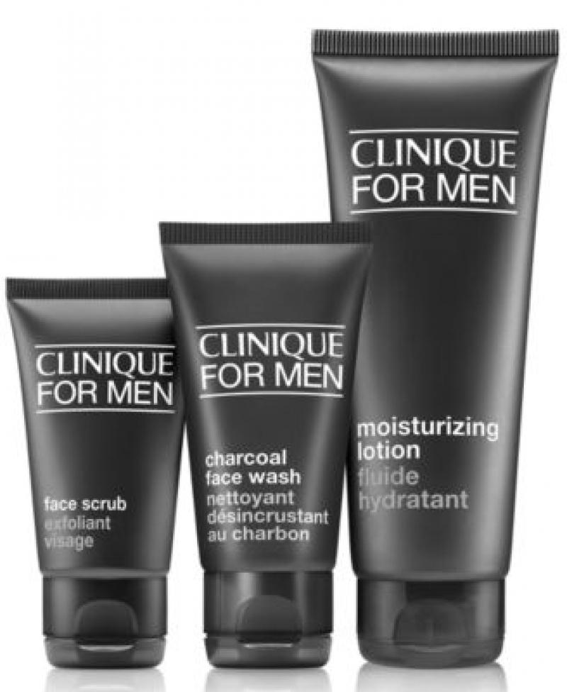ihocon: Clinique 3-Pc. Clinique For Men Daily Hydration Set 倩碧男士保養套裝