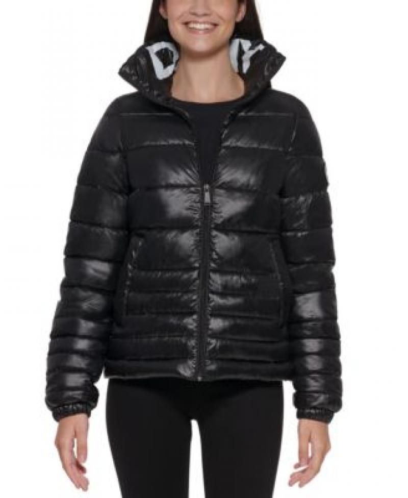 ihocon: DKNY Sport Women's Packable Puffer Jacket   女士夾克-多色可選