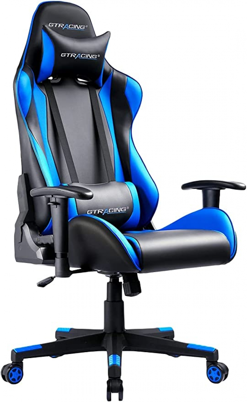 ihocon: GTRACING Gaming Chair電競椅/辦公椅