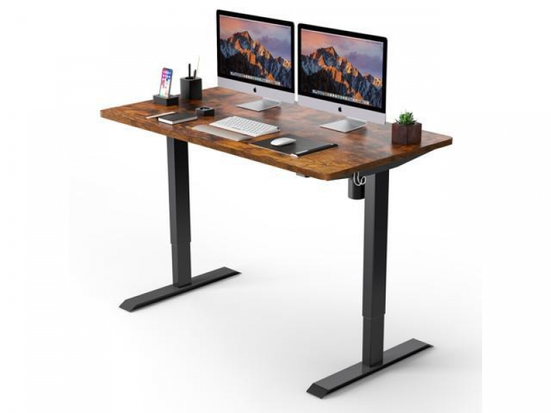 ihocon: TACKLIFE HOD1A 48inches Electric Standing Desk, 48 x 24 inches電動升降站立式辦公桌