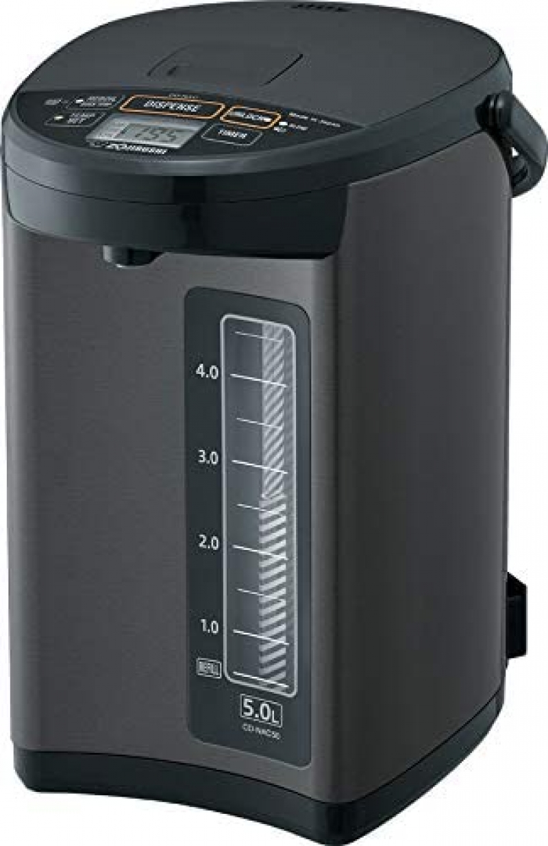 ihocon: [日本製] Zojirushi CD-NAC50BM Micom Water Boiler & Warmer, Made in Japan, 5.0-Liter象印電熱水瓶