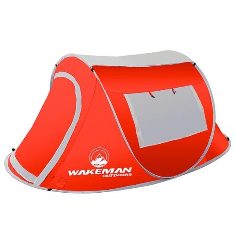 ihocon: Wakeman 2-Person Pop Up Tent with Windows 2人帳篷