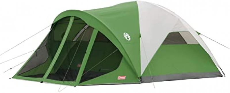 ihocon: Coleman Dome Tent with Screen Room 六人帳