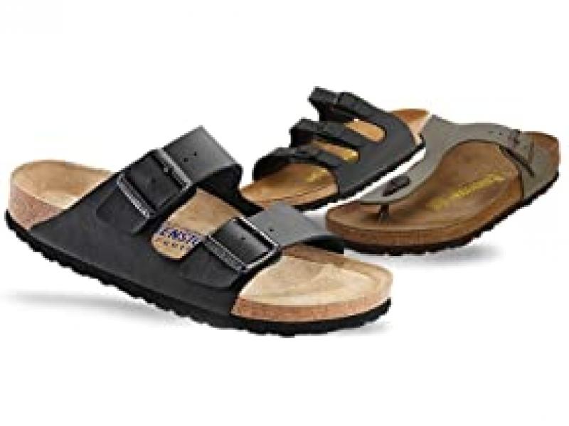[只有一天] Birkenstocks勃肯鞋 – 多款可選 $77.99起
