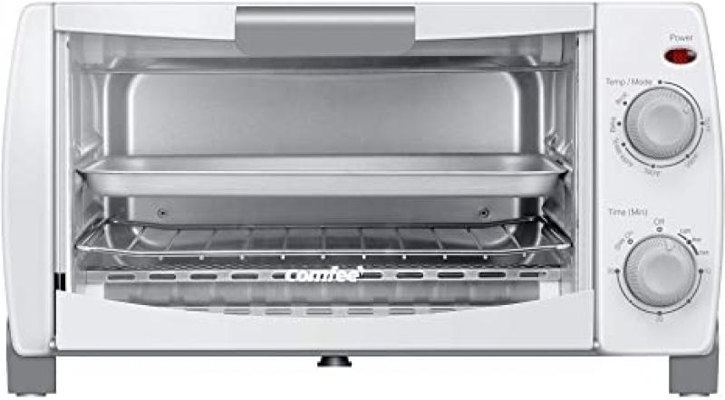 ihocon: COMFEE' Toaster Oven Countertop, 4-Slice小烤箱