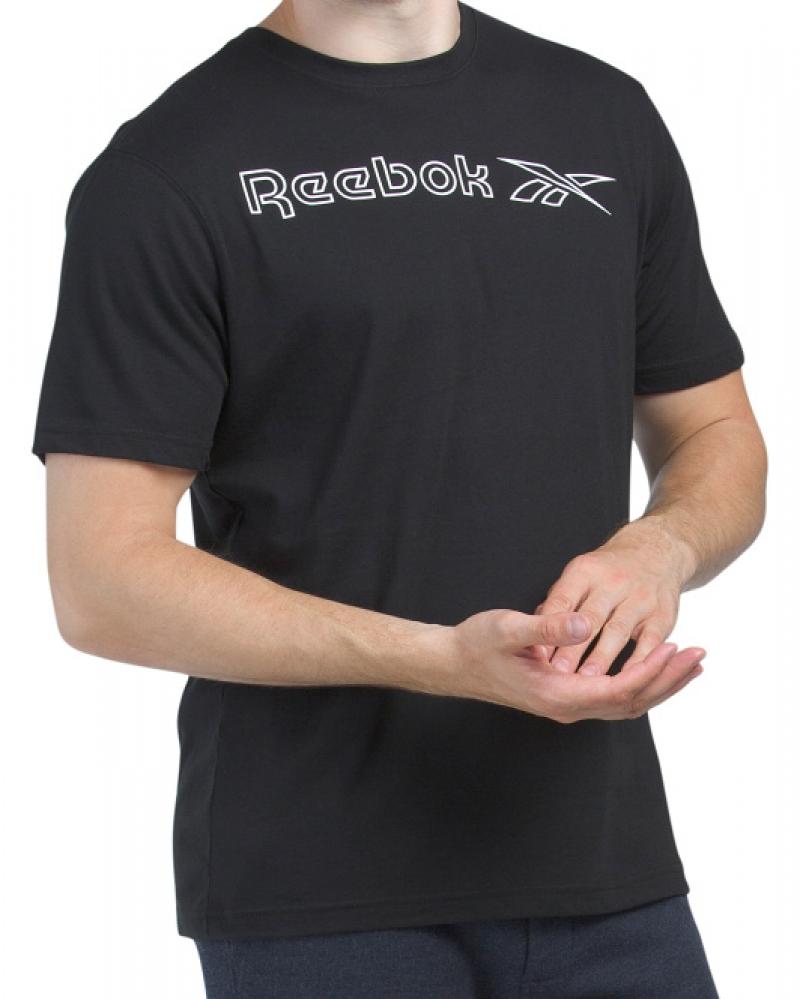 ihocon: REEBOK Vector Outline Graphic Tee 男士短袖衫