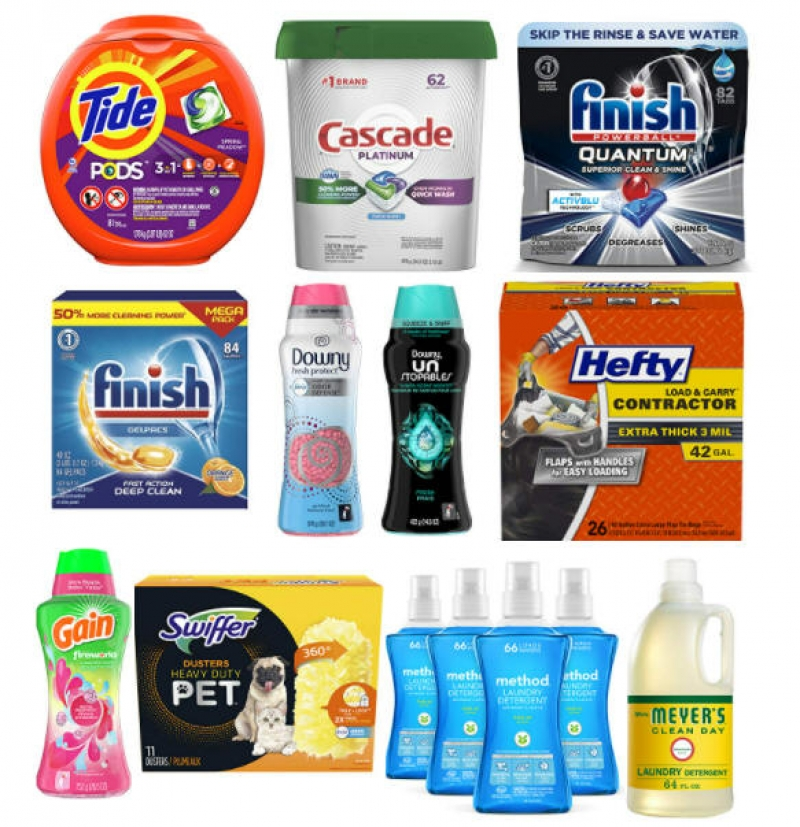 ihocon: Downy Fresh Protect In-Wash Scent Booster Beads, Active Fresh, 14.8 Ounce 衣物薰香珠