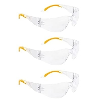 ihocon: ROAR Safety Glasses Clear Anti-Fog Impact Resistant UV Protection 安全護目鏡3副
