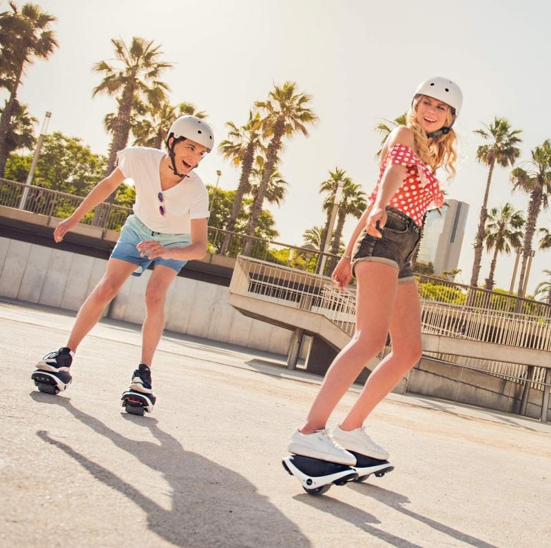 ihocon: Segway Ninebot Drift W1, Electric Roller Skates Hovershoes電動輪滑懸浮鞋/電動溜冰鞋