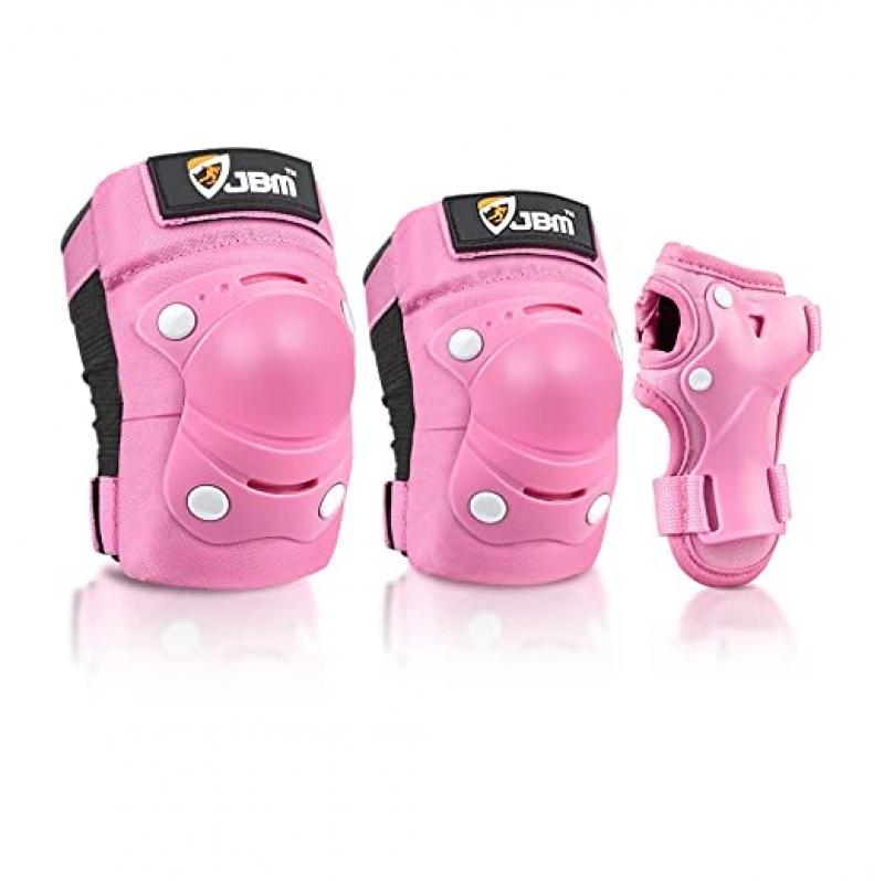 ihocon: JBM Kids / Child Knee Pads and Elbow Pads 兒童護膝, 護肘及護腕