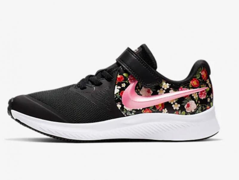 ihocon: Nike Star Runner 2 Vintage Floral 童鞋