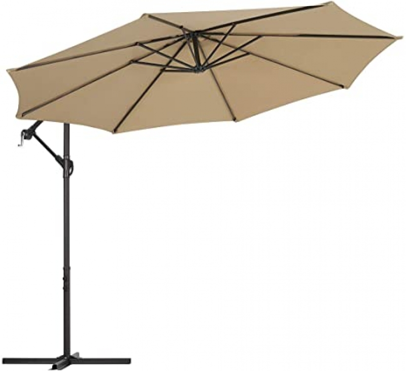 ihocon: AECOJOY 10FT Patio Outdoor Umbrella 遮陽大傘