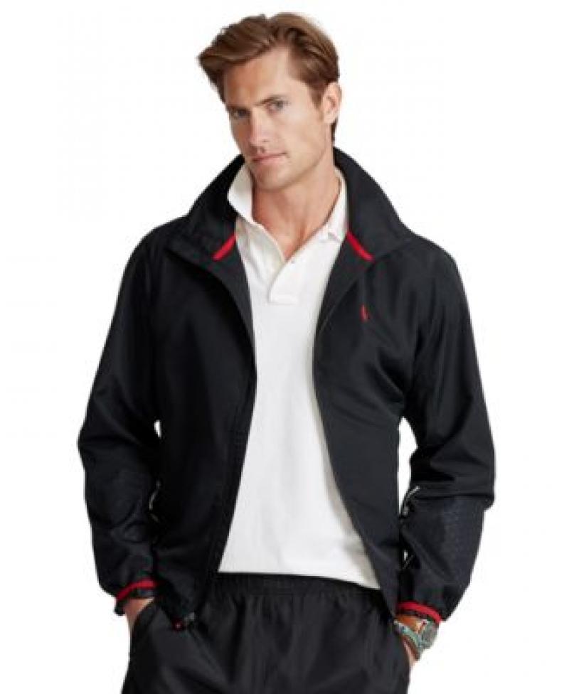 ihocon: Polo Ralph Lauren Men's Water-Repellent Jacket  男士防潑水夾克-2色可選