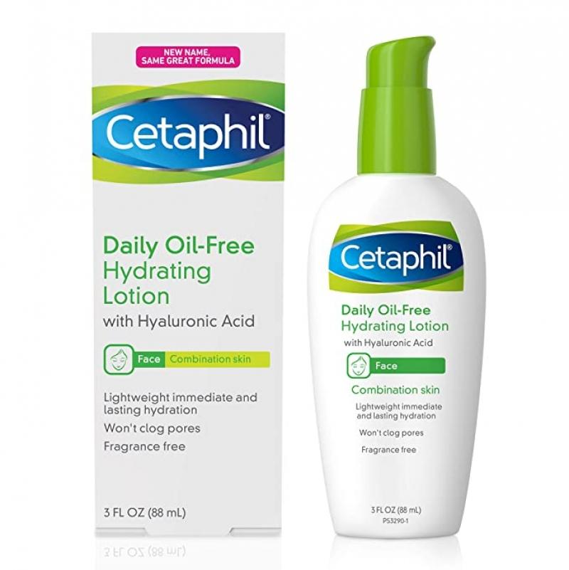 ihocon: Cetaphil Face Moisturizer, 3 Fl Oz 保濕霜