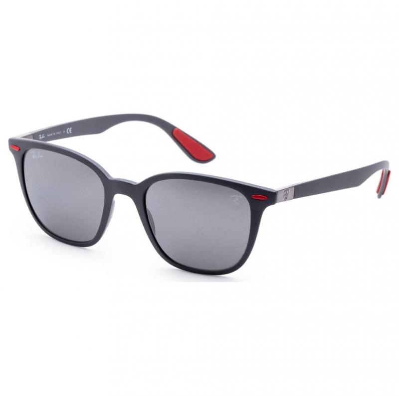 ihocon: Ray-Ban RB4297M Scuderia Ferrari Collection Square Men's Sunglasses雷朋太陽眼鏡