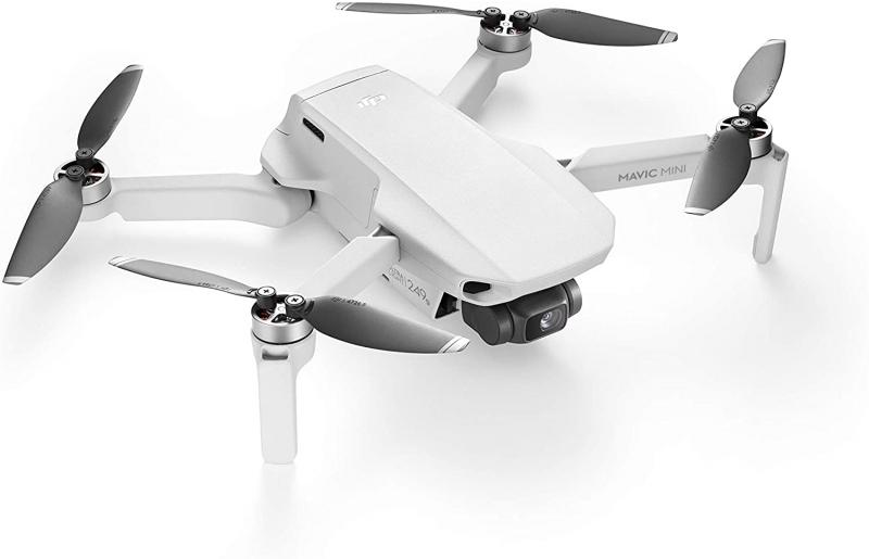 ihocon: DJI Mavic Mini Combo - Drone FlyCam Quadcopter UAV with 2.7K Camera 3-Axis Gimbal GPS 30min Flight Time 迷你無人機/空拍機