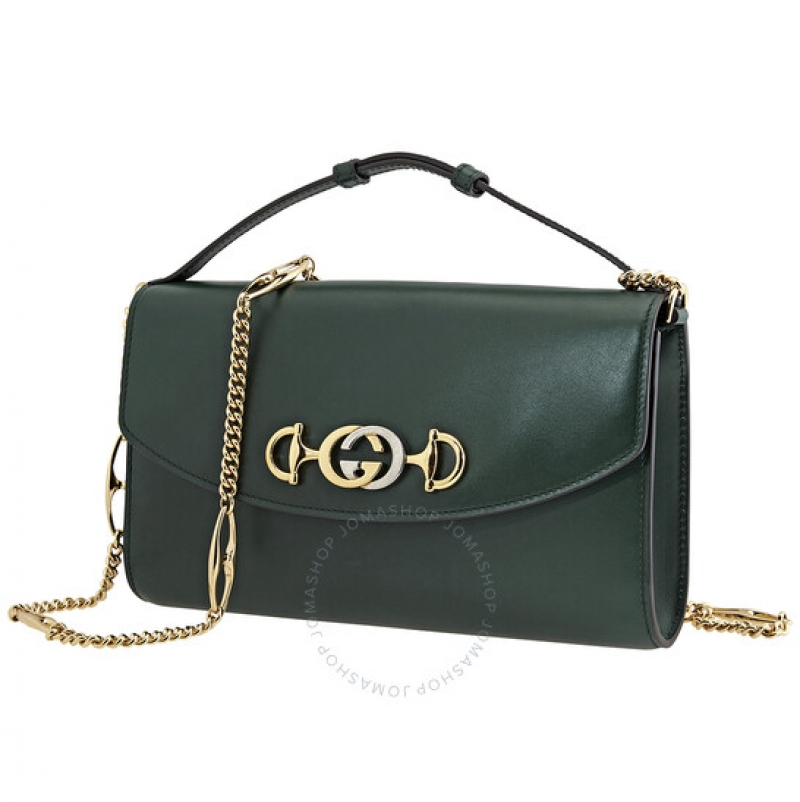 ihocon: Gucci Zumi Smooth Leather Small Shoulder Bag 包包