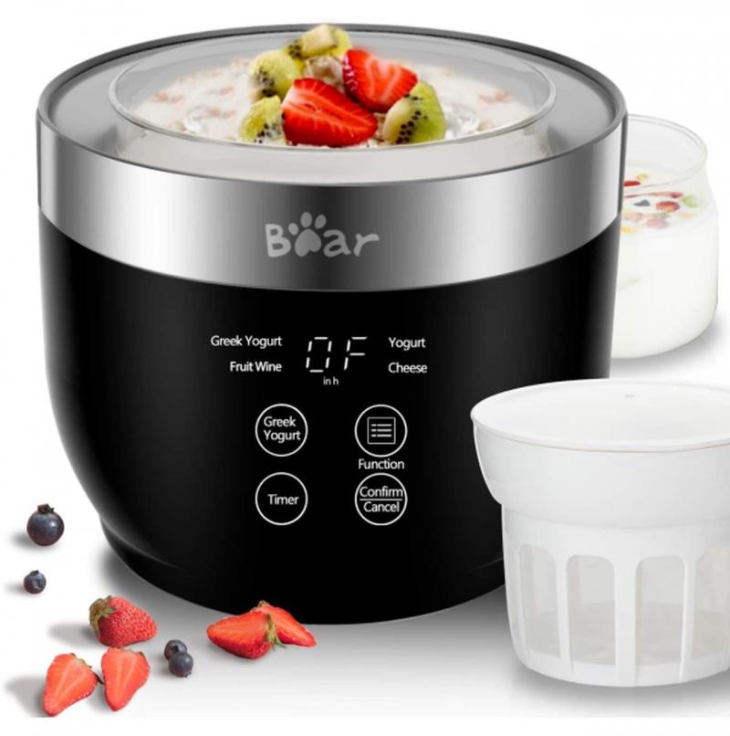 ihocon: Bear Automatic Digital Yogurt Maker 自動優格機 / 酸奶機