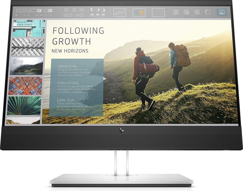 ihocon: HP Mini-in-One 23.8 HD LED Monitor w/ built-in Microphone, Speakers & Webcam 高清 顯示器 (內建麥克風、揚聲器和網絡攝像頭)