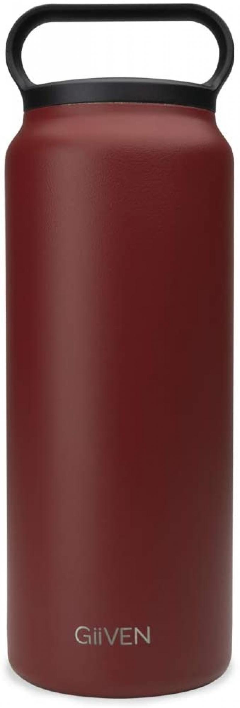 ihocon: GiiVEN Double Wall Vacuum Insulated 24 oz. Water Bottle 不銹鋼保温水瓶