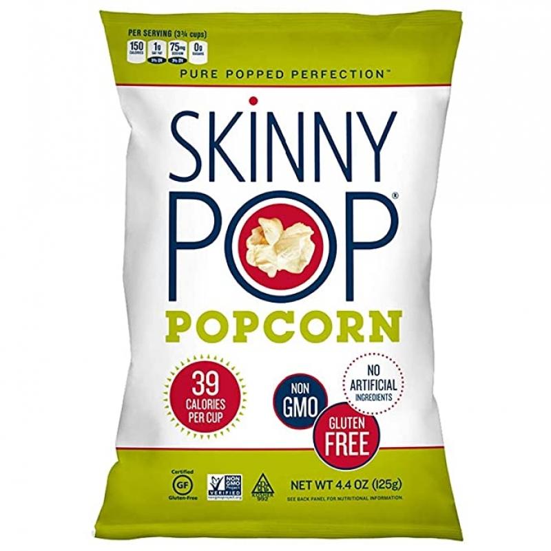 ihocon: Skinny Pop Orignal Popcorn, 4.4oz