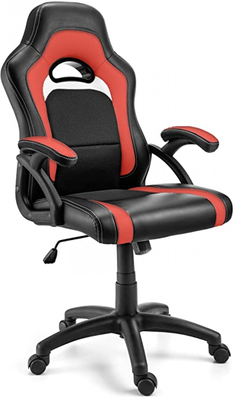 ihocon: Comfortable Office And Gaming Chair with Lumbar Support 電腦椅