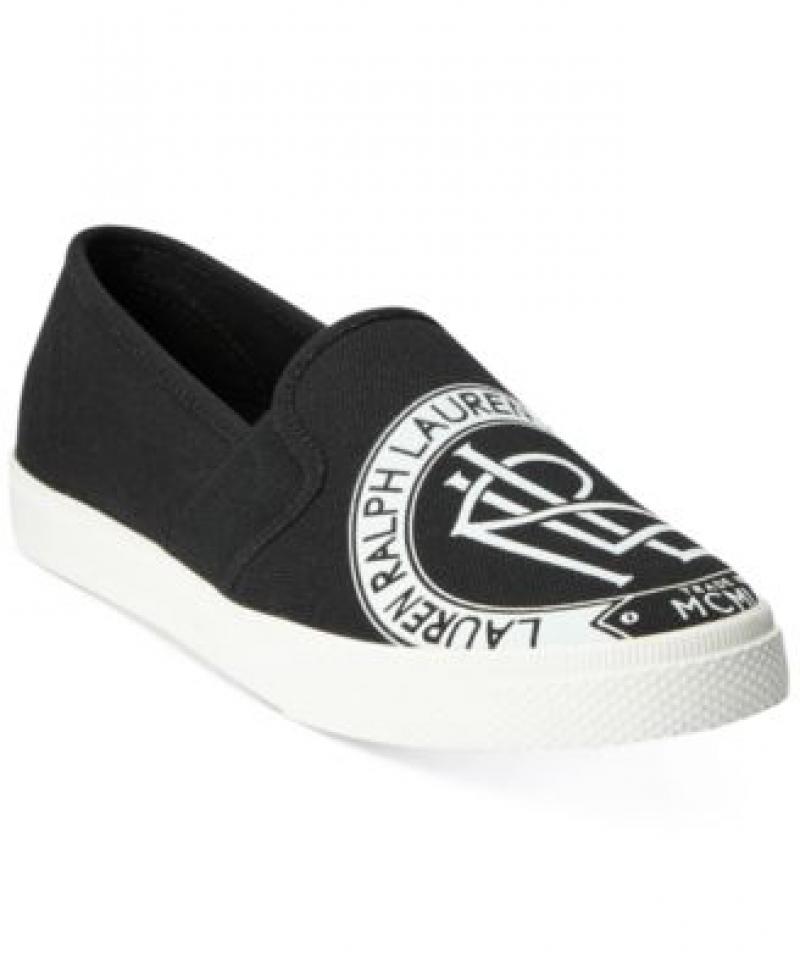 ihocon: Lauren Ralph Lauren Jinny Slip-On Sneakers  女鞋
