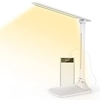 ihocon: POVISON LED Desk lamp with 3 Color Modes and 3 Brightness Levels 桌燈