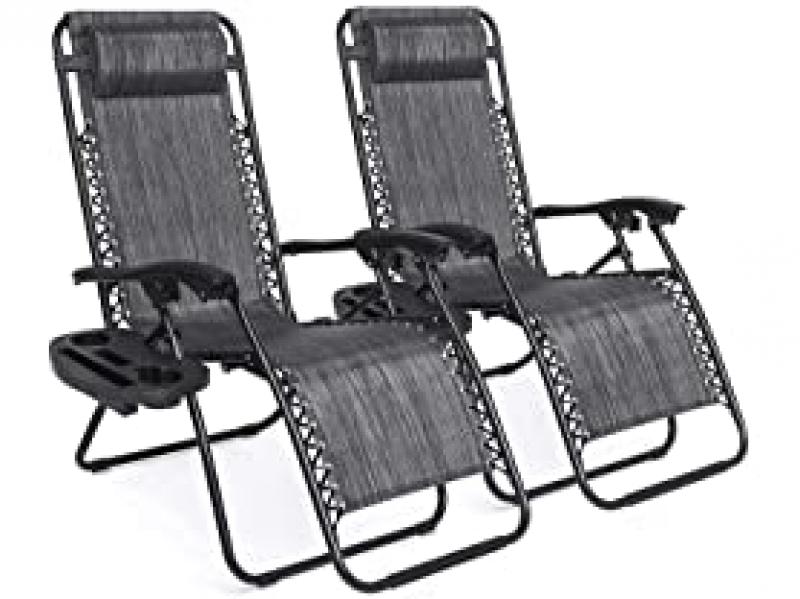 ihocon: ZMZ Global Zero Gravity Chair Set of 2 零重力躺椅 2把