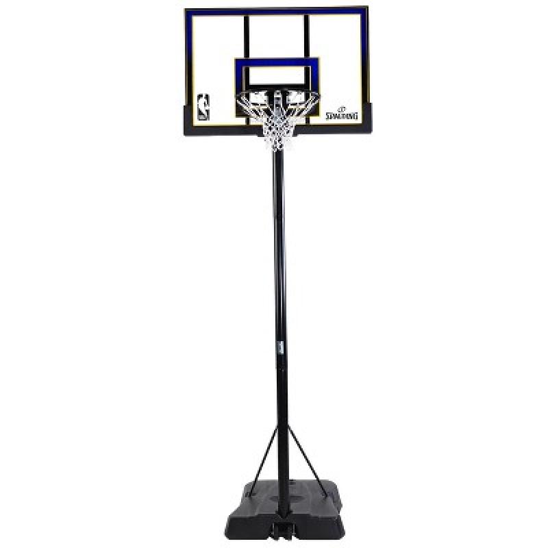 ihocon: Spalding NBA 44 Polycarbonate Portable Backboard  籃球架