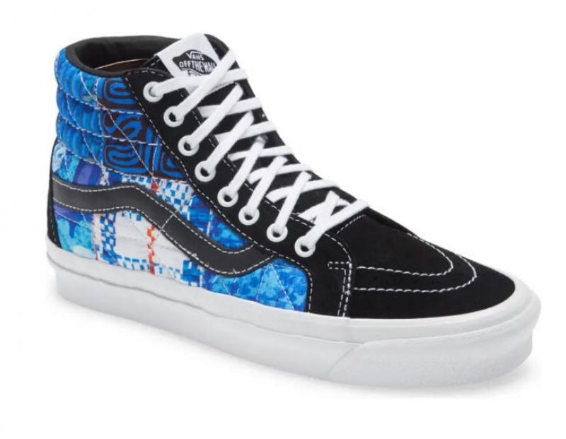 ihocon: VANS X SANDY LIANG x SpongeBob SquarePants SK8-HI 38 DX Sneaker 女鞋