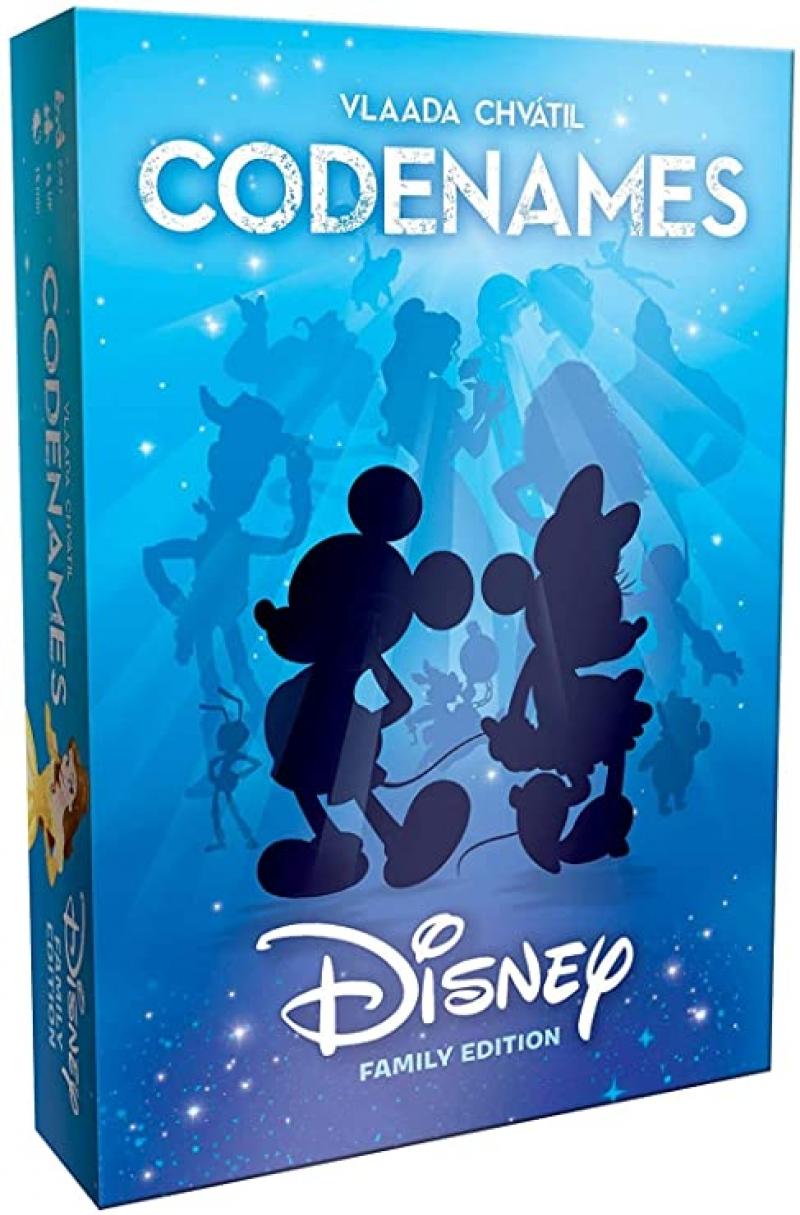 ihocon: 桌遊 - Codenames Disney Family Edition