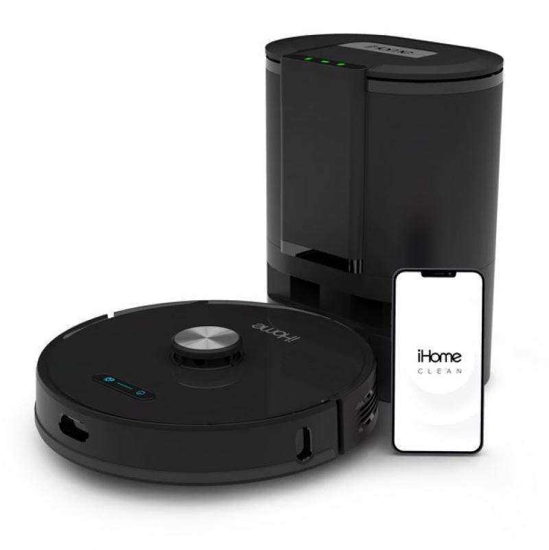 ihocon: iHome AutoVac Nova Self Empty Robot Vacuum and Mop自動清空吸地/拖地機器人