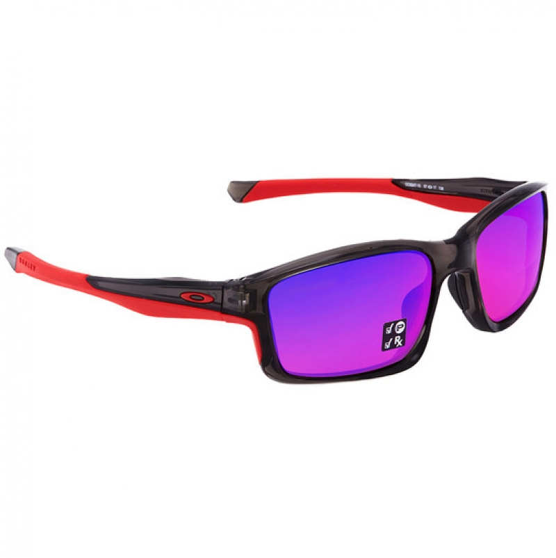 ihocon: Oakley Chainlink Red Iridium Square Polarized Sunglasses OO9247-924710-57  偏光太陽眼鏡