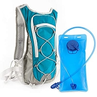 ihocon: KOOVAGI Hydration Backpack with 2L Water Bladder 水袋背包