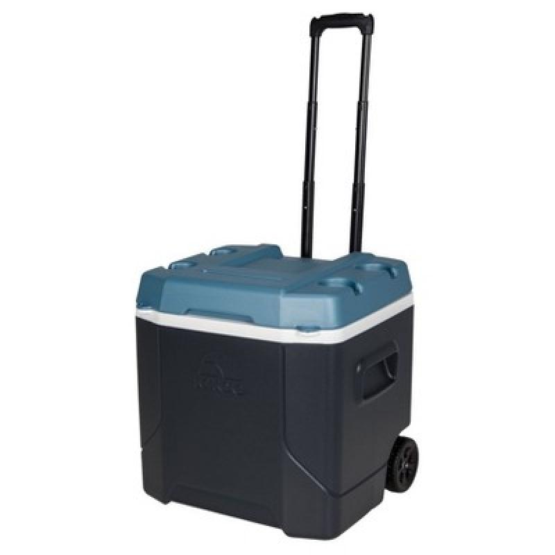 ihocon: Igloo MaxCold Profile 54qt Roller Cooler 有輪保冷箱