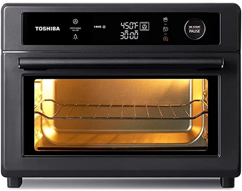 ihocon: Toshiba Air Fryer Toaster Oven, 13-in-1 東芝氣炸烤箱