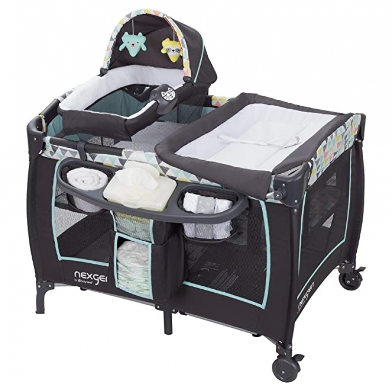 ihocon: NexGen Dreamland Nursery Center 多功能嬰兒床