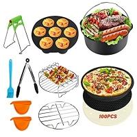 ihocon: ACETOP 7 Inch Air Fryer Accessories Set of 12氣炸鍋配件