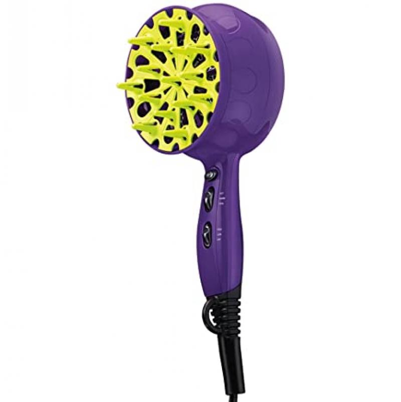 ihocon: Bed Head Curls in Check 1875 Watt Diffuser Hair Dryer 捲髮吹風機