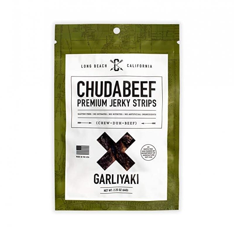 Chudabeef 牛肉乾 2.25 oz $3.14(原價$6.99)
