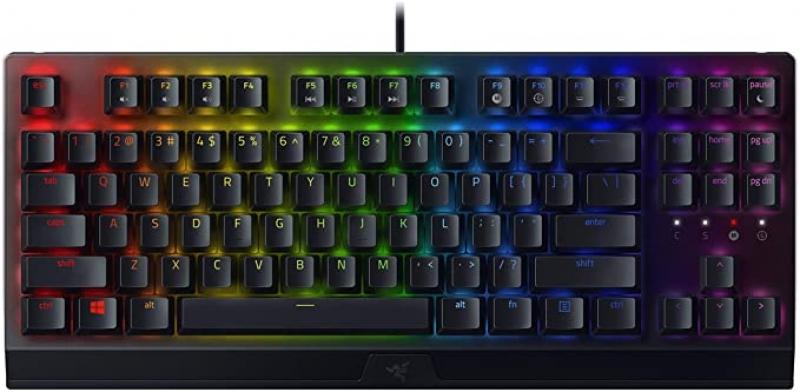 ihocon: Razer BlackWidow V3 Tenkeyless Mechanical Gaming Keyboard 機械遊戲鍵盤