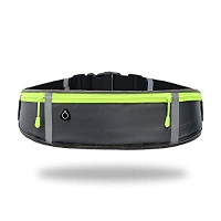 ihocon: Foxbell Running-Waist-Belts-with-Headphone-Hole Fits All Phone Under 6 運動腰包