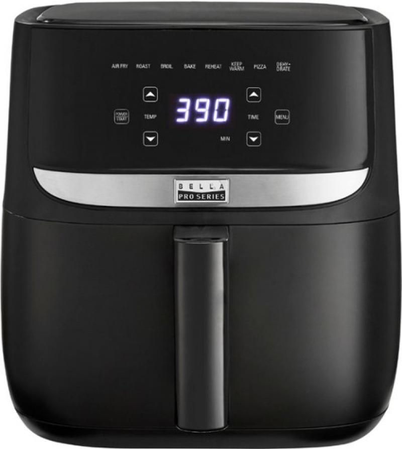 ihocon: Bella Pro Series 6Qt. Touchscreen Air Fryer氣炸鍋