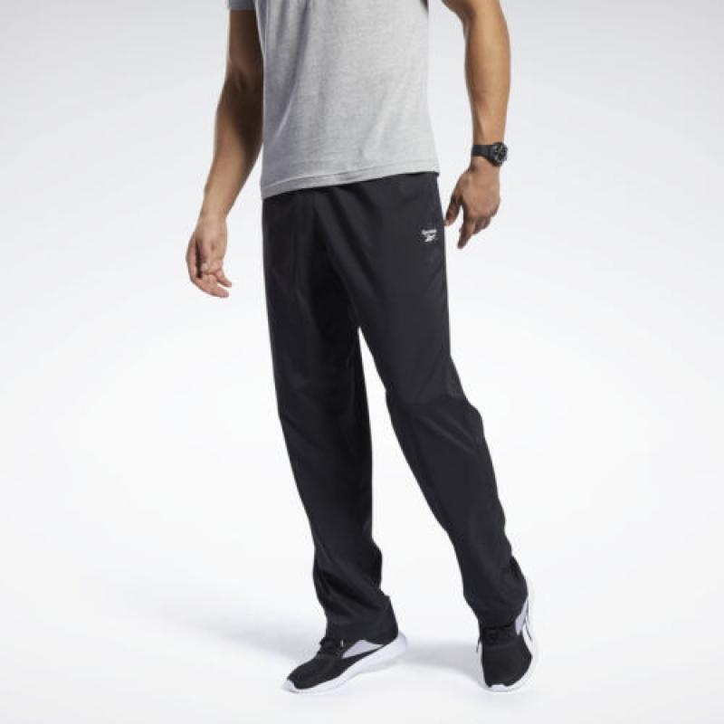 ihocon: Reebok Men's Training Essentials Woven Unlined Pants 男士長褲
